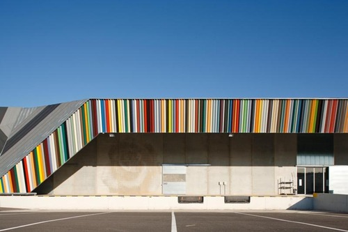 WMA - Willy Müller Architects — New Flower Market – Mercabarna-Flor