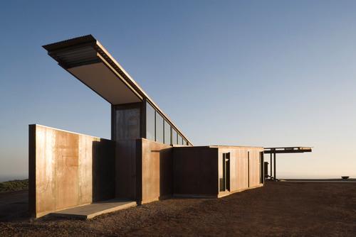 Olson Kundig Architects — Montecito Residence