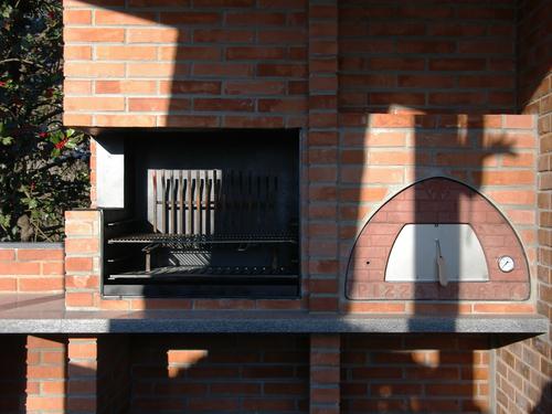 Mario Celotti — Barbecue e forno a legna