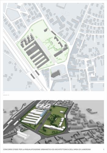 SAMA, Mario Tessarollo — Riqualificazione urbanistica e architettonica area ex Lanerossi