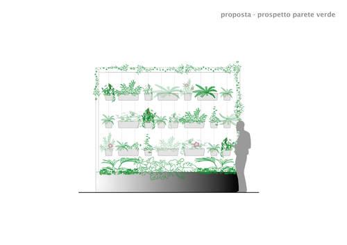 Mina Fiore — Patio-giardino Club Zyp - Divisare by Europaconcorsi