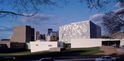 Herzog & de Meuron — Centro de Arte Walker