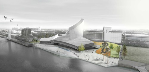 TOPOTEK 1 — Imperial War Museum North External Development Manchester