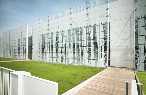 Luigi Romanelli — Uffici e magazzino
