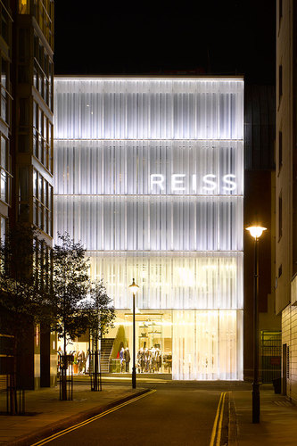 Squire & Partners — Reiss Headquarters