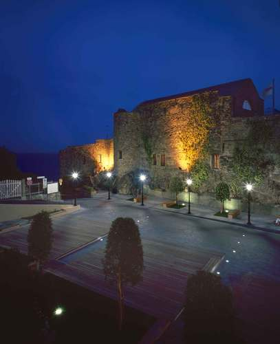 LDA Studio — Piazza Castello a Cervo (IM)