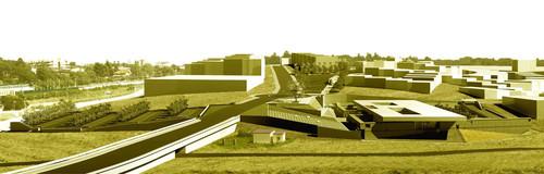 """Moduloquattro Architetti — """"menoèpiù3"""" Olgiata (2a fase) """"bambini, bambini e ancora bambini…"""""""