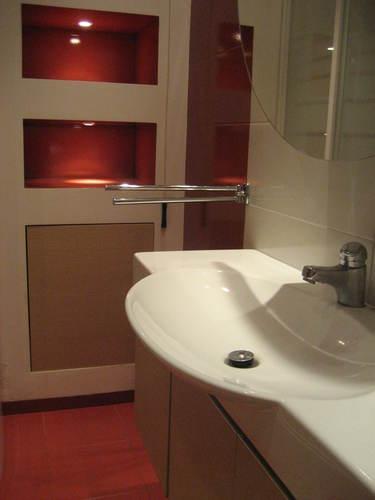 Laura La Ferrera — Progetto bagno 1 - Divisare by Europaconcorsi