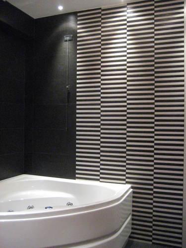 Laura La Ferrera — Progetto bagno 6 - Divisare by Europaconcorsi