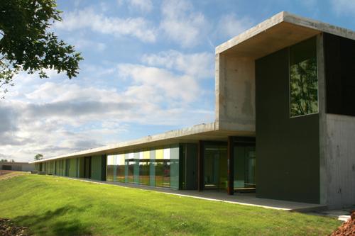 PBEB Architetti-Paolo Belloni — Ampliamento del Centro sportivo a Cortenuova (Bg)