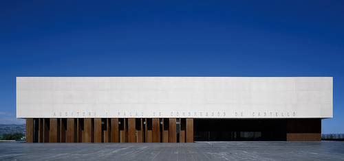 OAB – Ferrater & Asociados — The Castellon Auditorium Center