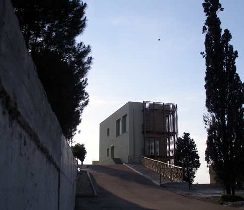 UNA2 Architetti Associati, Maurizio Giufre', Alfonso Femia, Gianluca Peluffo — Centro didattico formativo, presso l'ex potabilizzatore al Castello di San Michele