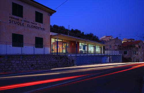 UNA2 Architetti Associati, mP.Settanta I.A.Associati , 3S studio — Ampliamento della scuola elementare e materna