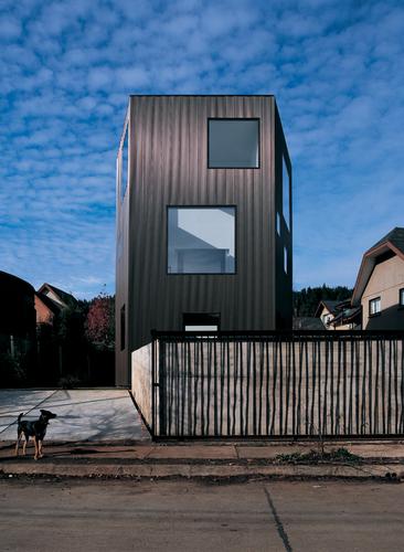 Pezo Von Ellrichshausen Architects — WOLF House