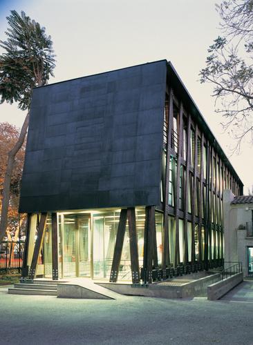 Alberto Mozó — Edificio BIP Computers