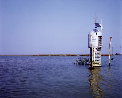 C+S Architects — Piattaforma di monitoraggio della qualità delle acque lagunari
