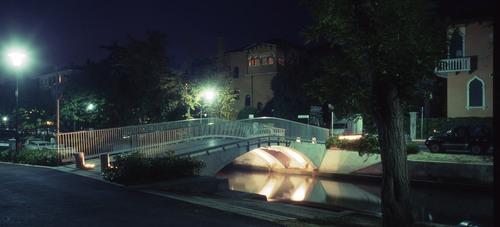 C+S Architects — Ponte ciclo-pedonale al Lido di Venezia