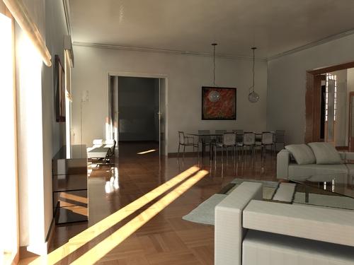 Roberto pittaluga ristrutturazione appartamento a roma for Ristrutturazione appartamento roma