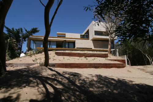 BAKarquitectos — Casa en la playa