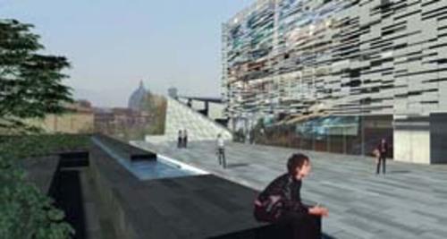 Arlotti, Beccu, Desideri, Raimondo, ABDR Architetti Associati — Parco Della Musica E Della Cultura Di Firenze, Nuovo Auditorium