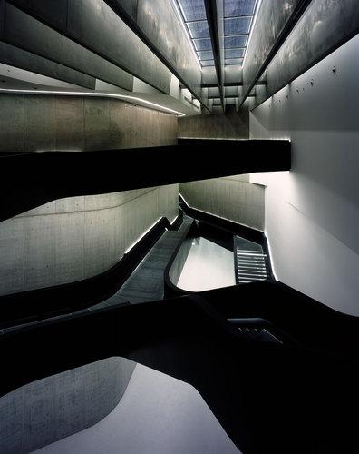 Zaha Hadid Architects — MAXXI - Museo nazionale delle arti del XXI secolo
