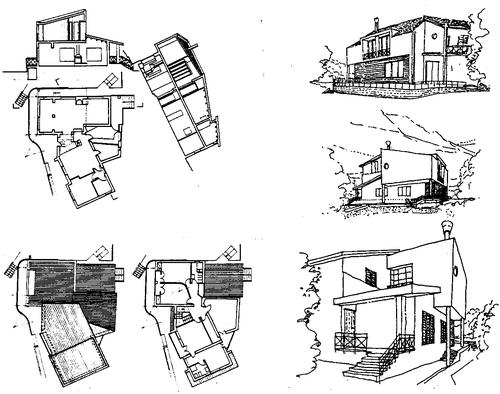 Mario chiavetta progetto di ristrutturazione e for Planimetrie di ristrutturazione casa di ranch