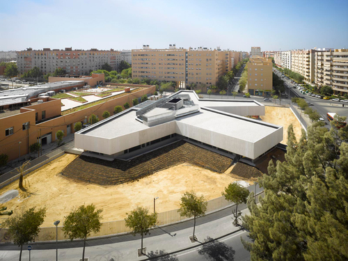 Paredes Pedrosa Arquitectos — Police Station in Seville