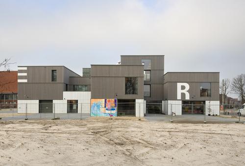 Korteknie Stuhlmacher Architecten — De Kamers