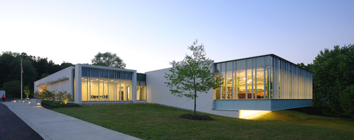 Ikon.5 Architects — Hockessin Public Library
