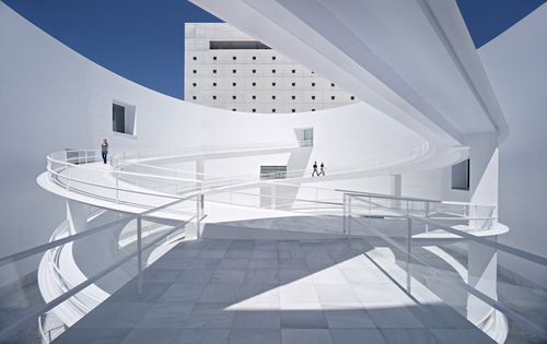Alberto Campo Baeza — Museo de la Memoria de Andalucía