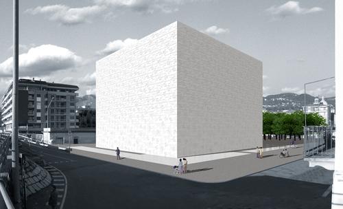 Andrea Maffei Architects , Arata Isozaki — Teatro di Verbania