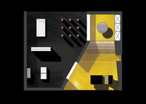 Moduloquattro Architetti, Giusy Miragliotta — Padiglione espositivo B-Matrix_Made Expo 2010, Milano