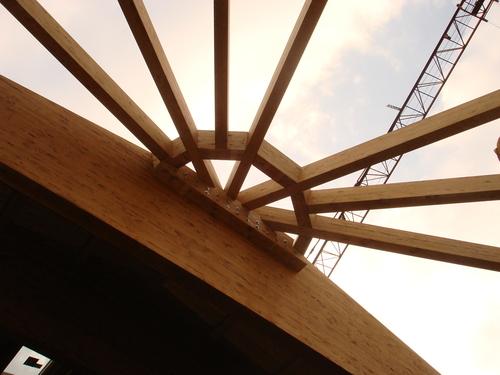 Maria silvia ferrero ristrutturazione con ampliamento e for Costo ampliamento in legno