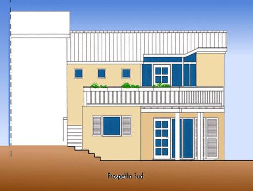 Maria federica capannini ampliamento e riqualificazione for Pianificatori di casa piani di casa