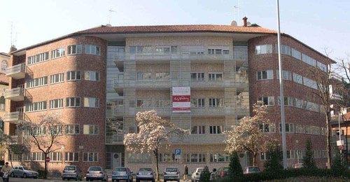 Giorgio Cacciaguerra — Restauro Del Palazzo Di Vetro A Udine