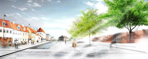 Schul Landskabsarkitekter, OKRA landschapsarchitecten — Horsens – Inner City
