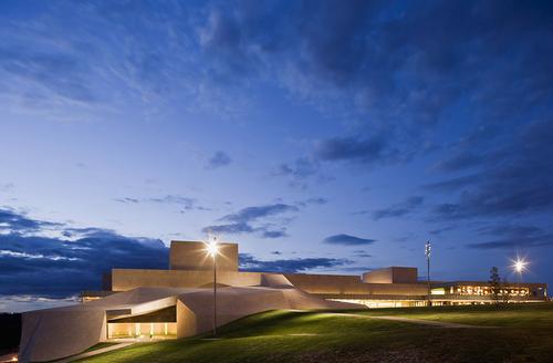 MANGADO ARCHITECTS — Centro Municipal de Exposiciones y Congresos