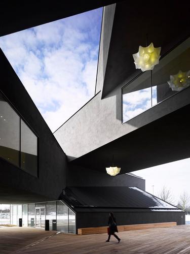 Herzog & de Meuron — VITRA Haus