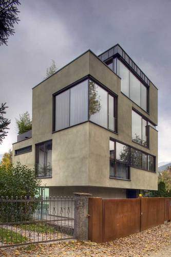 "Comfort Architecten — Casa unifamiliare ""Veider"""