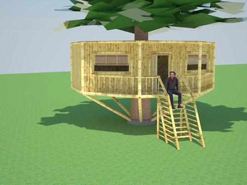 Fabio cinesu casa sull 39 albero ordine degli ingegneri for Planimetrie della casa sull albero