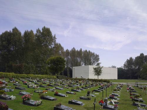 KAAN Architecten — Crematorium Heimolen