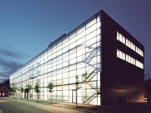 Henn Architekten — CIB. Centrum für Intelligentes Bauen