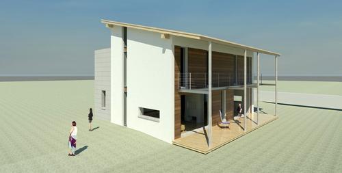 Cesare Mazza Architetto — Residenza V