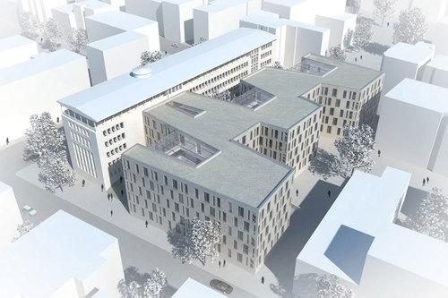 Henn Architekten — Technischen Dienstleistungszentrums Bielefeld