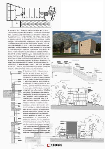 Ing. Santi Cardella, Themenos Progetti — Università degli studi di Palermo Policlinico di Palermo