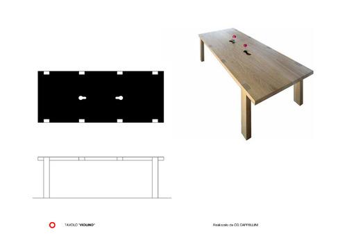 ifdesign Franco Tagliabue Volontè - Ida Origgi — VIOLINO