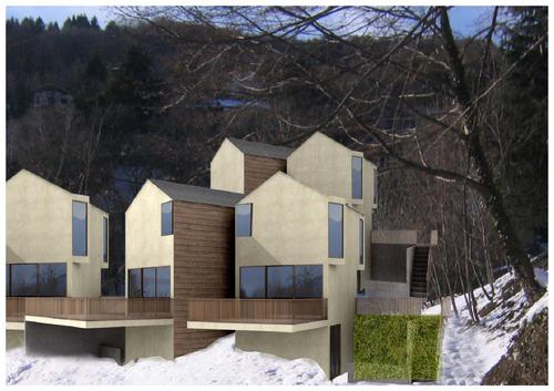 ifdesign Franco Tagliabue Volontè - Ida Origgi — Villaggio Miralago