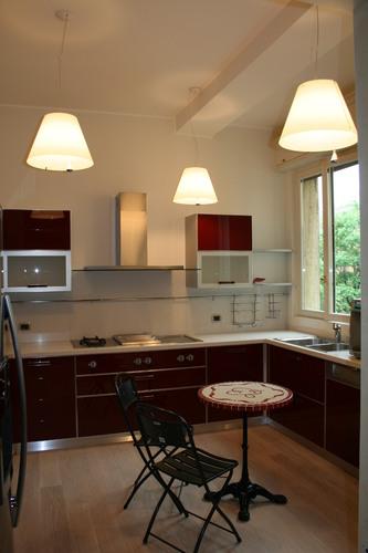 Tania sacchi — ristrutturazione appartamento di 200 mq