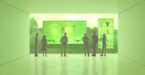 Casanova+hernandez Architects — Glass Art Museum - Short-listed Competition / Second Prize