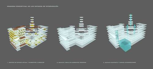Casanova+hernandez Architects — Lighthouse Of Culture - Second Prize